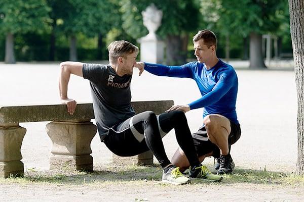 persönliches Fitnesstraining Wien